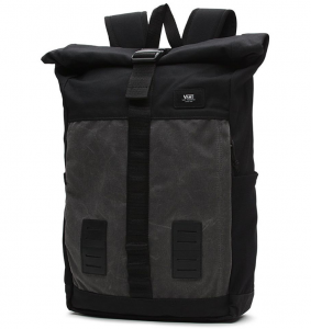Vans Plot Roll Top Backpack – Màu Đen