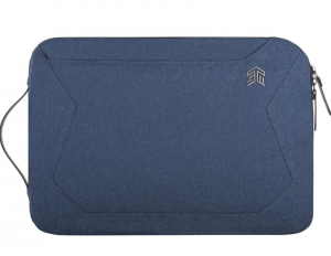 STM Myth Fleece-Lined Laptop Sleeve with Removable Strap 13″ – Màu Xanh