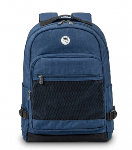 Mikkor The Eli Backpack – Màu Navy