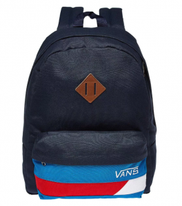 Vans Old Skool II Backpack – Màu Navy/Multicolour