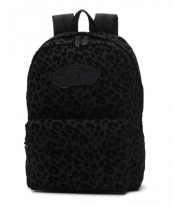 Vans Realm Backpack – Leopard Black