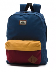 Vans Old Skool II Backpack – Màu Ensign Blue