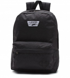 Vans Old Skool II Backpack – Màu Black Concrete