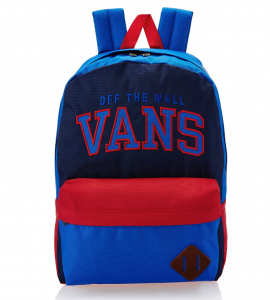Vans Old Skool II Backpack – Màu Classic Blue