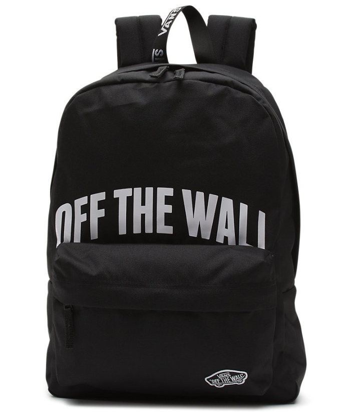 Vans Sporty Realm Backpack – Màu Đen OTW
