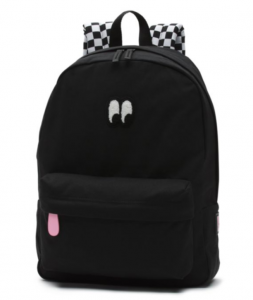 Vans X Lazy Oaf Eyeball Backpack – Màu Đen