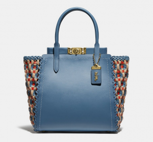 Coach 617 – Màu Blue Multi