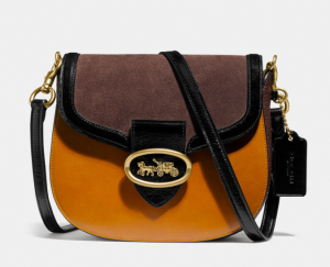 Coach 88231 – Màu Saffron Leather Multi