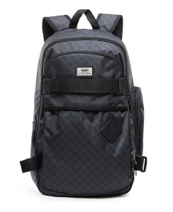 Vans Transient III Backpack – Màu Black/Charcoal