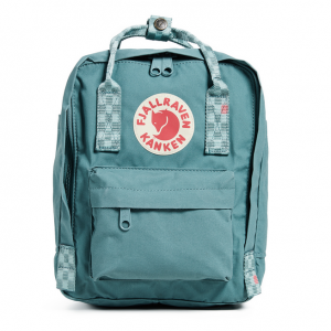 Fjallraven Kanken Rainbow Mini Backpack – Màu Xanh
