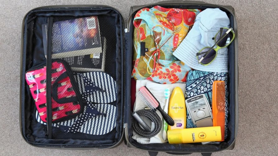 10 bước hiệu quả đóng gói hành lý khi đi máy bay